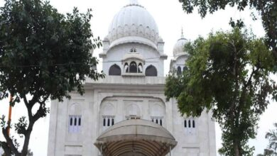 Photo of Gurdwara offers rooms for isolation wards in Delhi