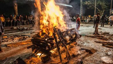 Photo of COVID-19: Children miss father's last rites in Telangana