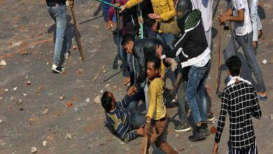 Photo of Delhi riots: 72 concerned citizens write to President seeking probe