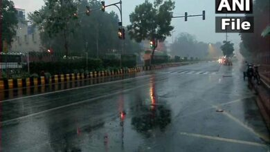 Photo of Pleasant, sunny morning in Delhi, light rain likely
