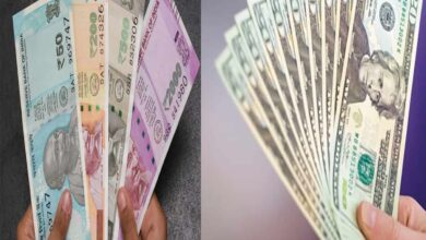 Photo of Rupee settles 5 paise lower at 75.71 against US dollar