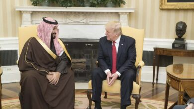 Photo of Trump & Saudi Crown Prince discuss global energy markets