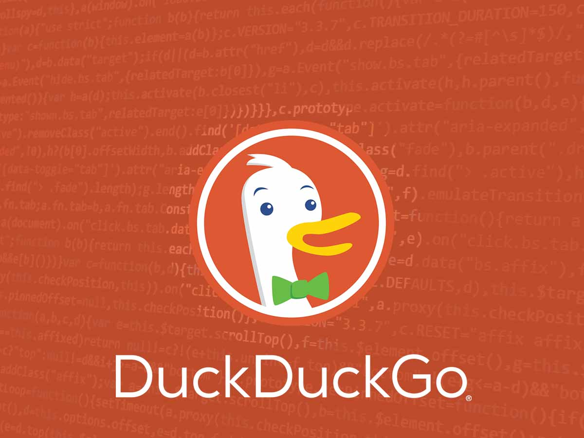 DuckDuckGo shares list of web trackers that gather user data