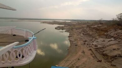 Photo of Osman Sagar reservoir may get dried up this year