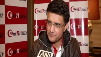 Photo of Expecting highest TV ratings for this IPL season: Ganguly