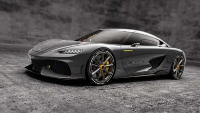 Koenigsegg Gemera: The world's first Mega-GT