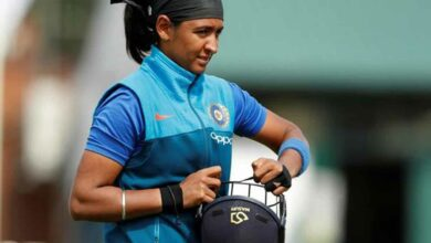 Photo of Harmanpreet's alma mater wishes her ahead of T20 WC final