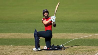 Photo of Didn't want World Cup to end this way: England's Heather Knight