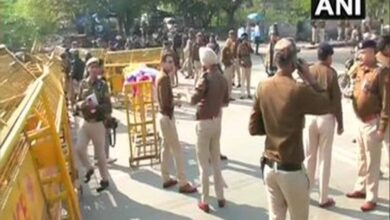 Photo of Security increased, Section 144 imposed in Shaheen Bagh
