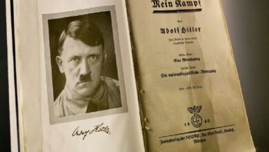 Photo of Amazon 'bans' Mein Kampf, Nazi publications