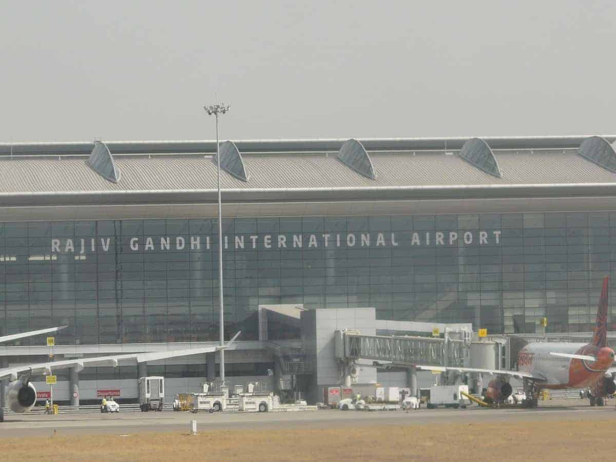 GMR Hyderabad wins ACI ASQ best airport award