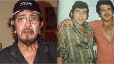 Photo of Imtiaz Khan, actor and brother of late Amjad Khan, dies at 77