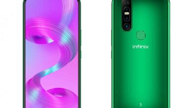 Photo of Infinix set to launch S5 Pro smartphone in India on March 6