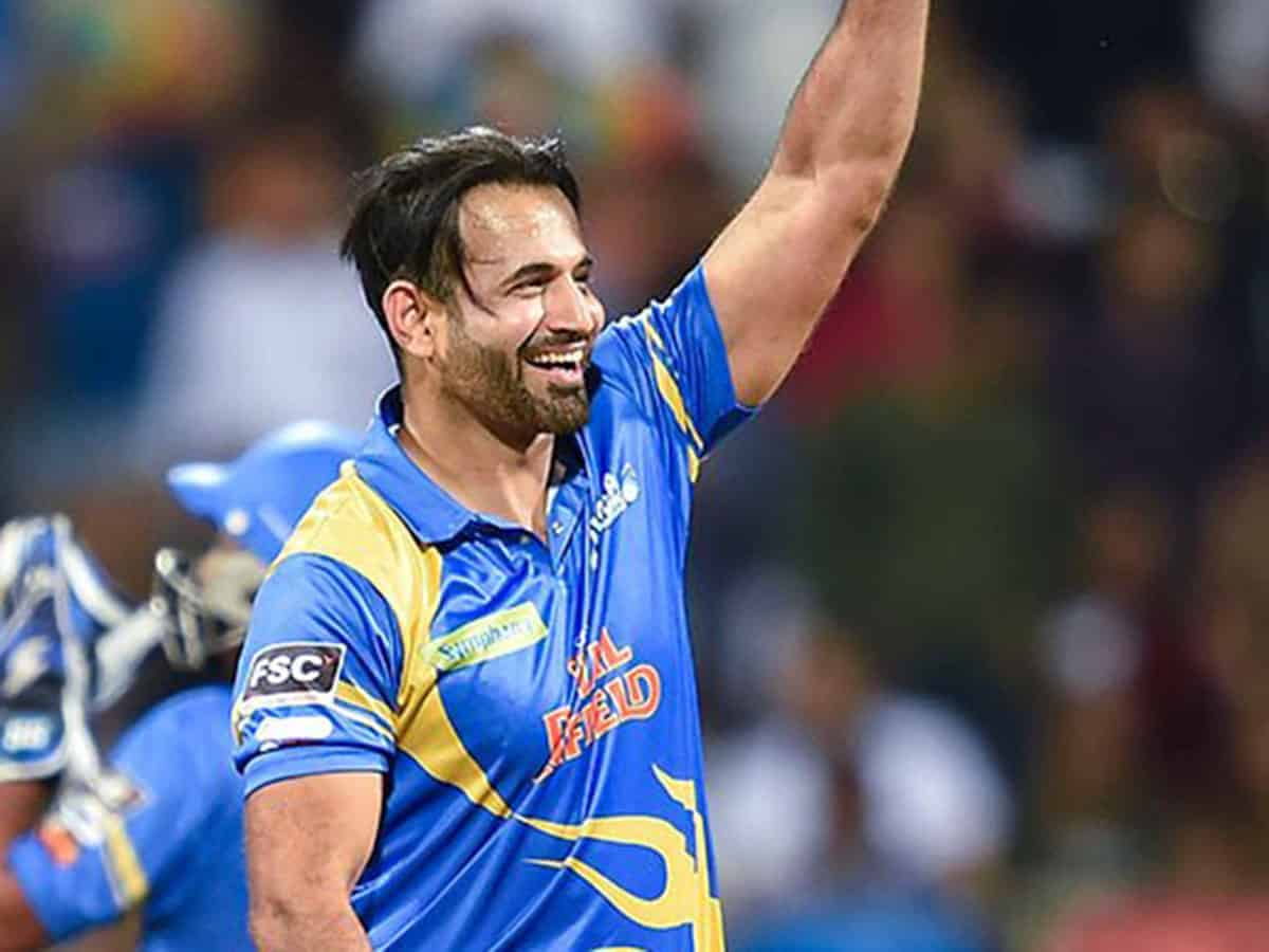 Irfan Pathan guides India Legends to victory over SL Legends