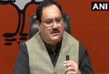 Photo of GHMC polls: Nadda to hold roadshow in Hyderabad