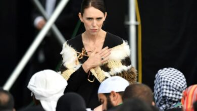 Photo of Christchurch mosque shooter pleads guilty, PM expresses relief