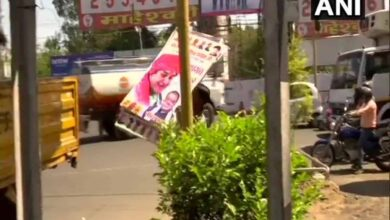 Photo of Bhopal civic body removes hoardings welcoming Scindia into BJP