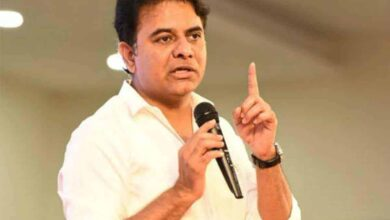 Photo of KTR urged GHMC to give priority to the basic amenities