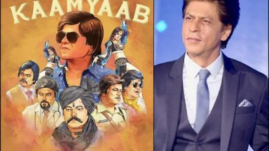 Photo of Shah Rukh Khan: 'Kaamyaab', a small film with a big heart