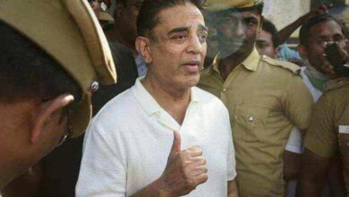 Photo of Police questions actor Kamal Haasan over film set mishap