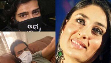 Photo of Kareena Kapoor, other celebrities raise awareness on coronavirus