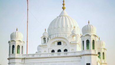 Photo of Pakistan govt exposed, 8 domes collapse in Kartarpur shrine