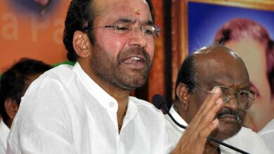 Photo of Kishan Reddy asked the govt to demolish encroachments over Musi river