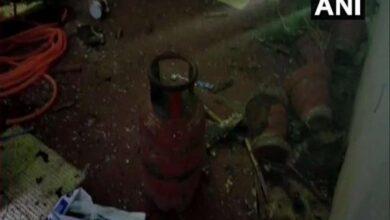 Photo of Four injured in LPG cylinder blast in Hyderabad