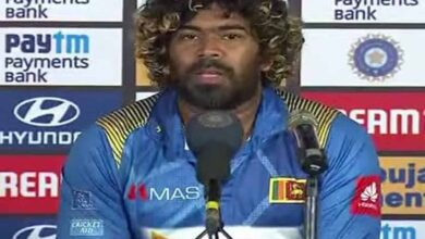 Photo of Malinga not named in Sri Lanka's second residential camp