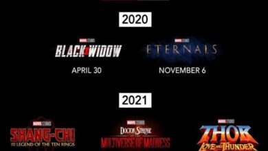 Photo of New India release dates for Marvel movies announced