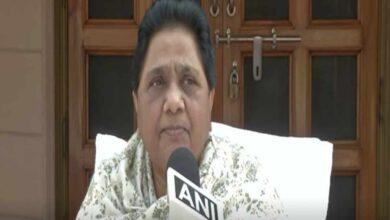 Photo of Mayawati for action against BJP MP for assault on Dalit official