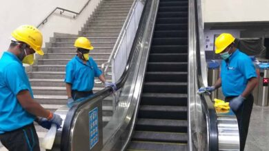Photo of Coronavirus scare: Hyderabad Metro stations, coaches sanitised