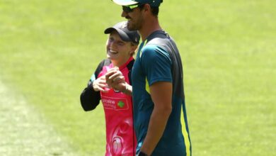 Photo of Women's T20: Starc to miss ODI to watch wife playing in WC final