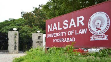 NALSAR University of Law Hyderabad