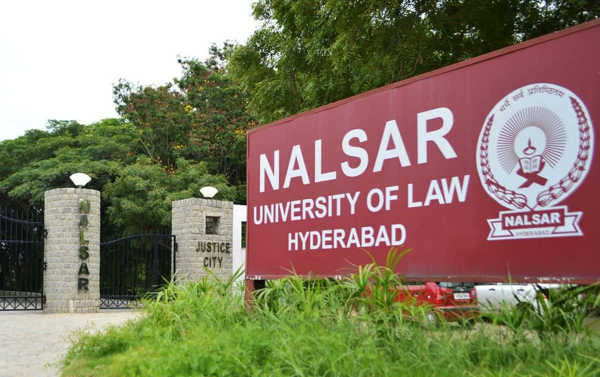 NALSAR University of Law Hyderabad