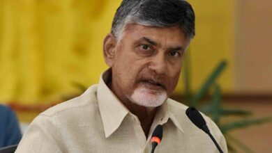 TDP faces existential crisis under Naidu; his son has failed him