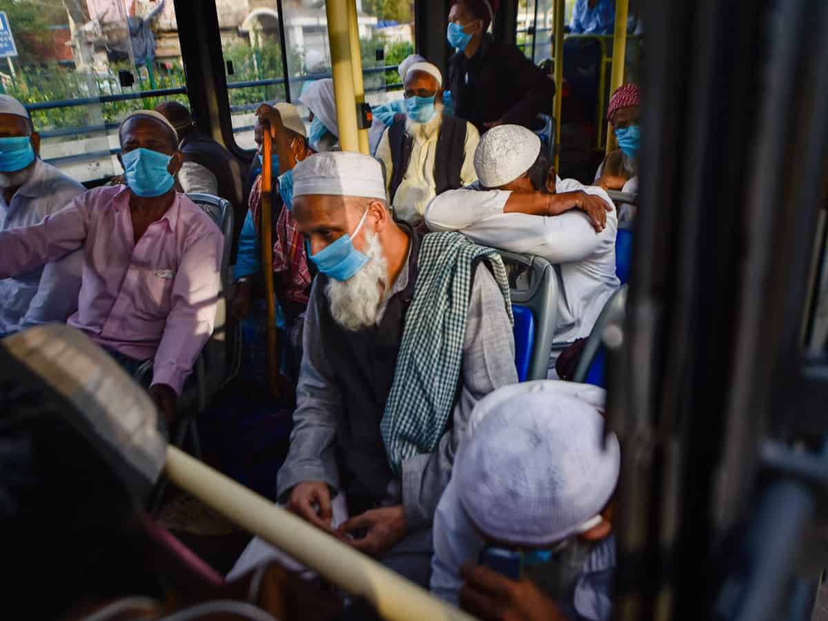 Nizamuddin coronavirus cluster updates