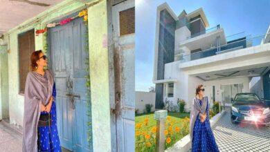 Photo of Neha Kakkar's journey from 1-room house to luxurious bungalow