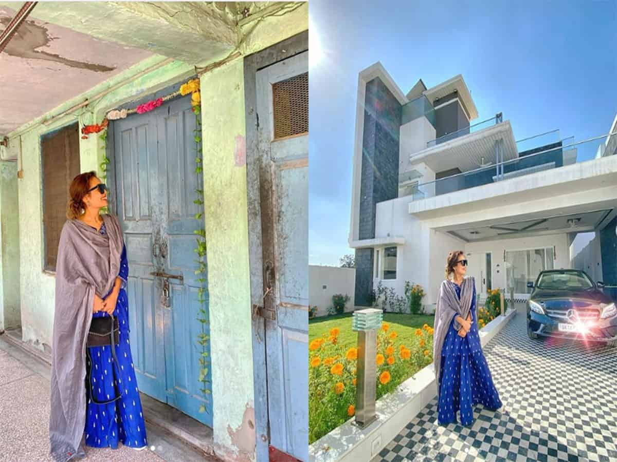 neha kakkars journey room house luxurious bungalow