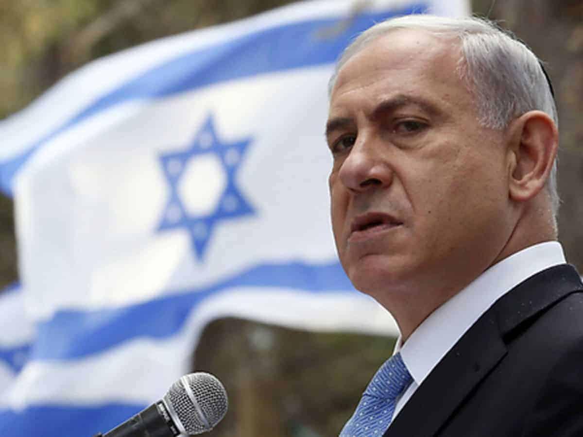 Prime Minsiter of Israel- Benjamin Netanyahu