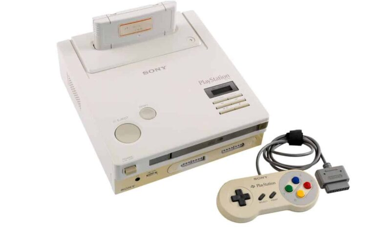 Rare Nintendo Play Station prototype fetches $360k at auction
