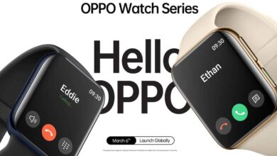 OPPO Unveils Smartwatch That Looks Just Like an Apple Watch