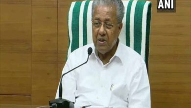 Photo of Kerala CM hails plasma bank as success