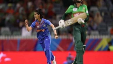 Photo of Harmanpreet Kaur has given immense support to me: Poonam Yadav