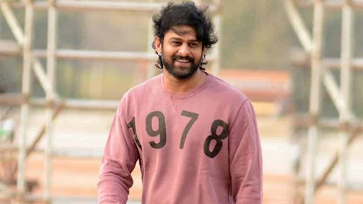 Hyderabad: Prabhas gives 4 crores for fight against COVID-19