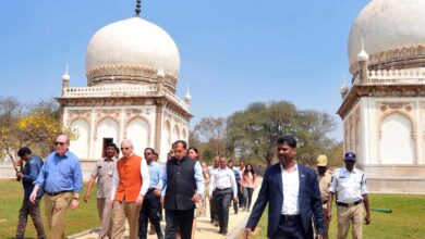 Photo of US sanctions $1.3 lakh grant for renovation of Qutub Shahi Tombs