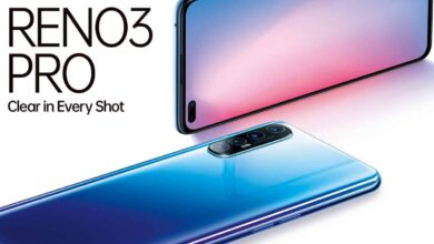 Photo of Oppo Reno3 Pro with 44MP dual punch-hole selfie camera launched