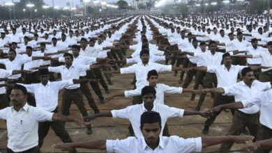 Photo of Youths detained for clicking photos of RSS headquarters, let off