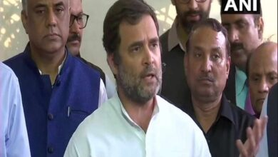 Photo of Rahul Gandhi slams Centre over oil price hike