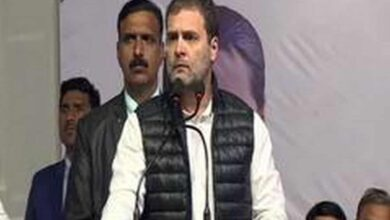 Photo of Insisting on govt to discuss Delhi violence in House, says Rahul